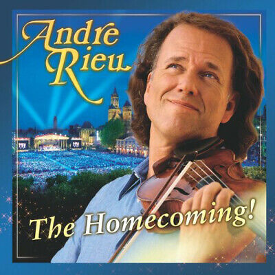 Audio Cd Andre' Rieu: The Homecoming!