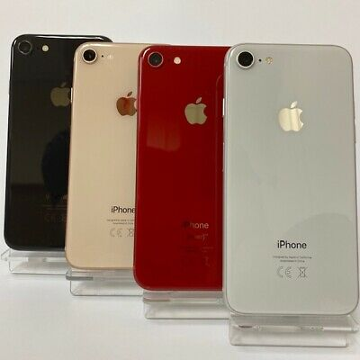 APPLE iPHONE 8 64GB - Unlocked - Various Colours - Smartphone Mobile Phone