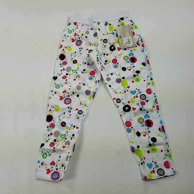 Hot Chillys X-Small girls pants Youth Pepper Skins Print Bottom, Dots   Hearts