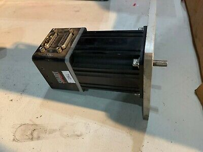 """Animatics Corporation SMART Motor SM2315D-BRK With 4""""slide Rexroth Used"""