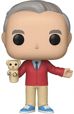 Funko-Pop! Movies: A Beautiful Day In The Neighborhood-Mr Rogers Acc New