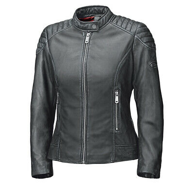 Held Leather Jacket Sally Women's Leather Black New