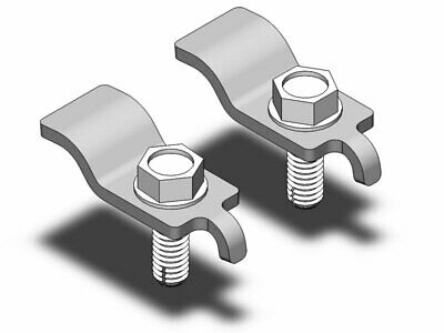 Clayton Jeep Stainless Steel Front Spring Retainers 1984-2006 TJ/LJ/XJ/ZJ