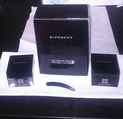 Givenchy Le Soin Noir Rituel Levres New Boxed 10Ml + Lip Balm 7Ml Bargain