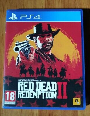 Dead Red Redemption II PS4