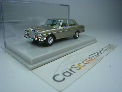 Mercedes Benz 280 Se 4.5 W108 Us Version 1/87 Brekina Starmada (Gold)