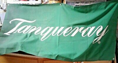 Tanqueray Banner Flag Barware Liquor Whiskey