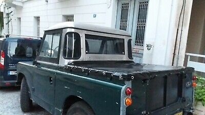 Soft Tonneau Cover Protector for Land Rover Defender 90, Series II & III pickup