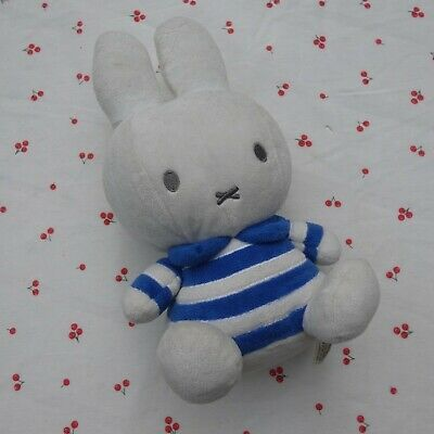 MIFFY Baby Comforter Plush Rattle Soother