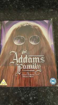 The Addams Family Steelbook - VGC.