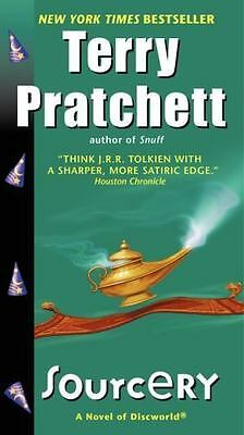 Discworld: Sourcery 5 by Terry Pratchett (2013, Paperback)