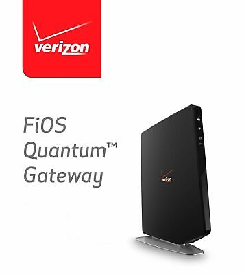 Verizon G1100 Router FiOS-G1100 Dual Band W/AC Adapter&Cat 5E With Stand