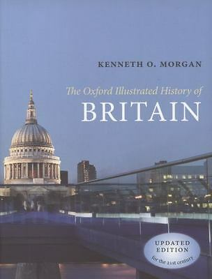 The Oxford Illustrated History of Britain by