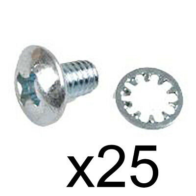 25 Hood Bolts & Washers 362664R91 for IH Farmall Tractor 300 330 340 350 400 450