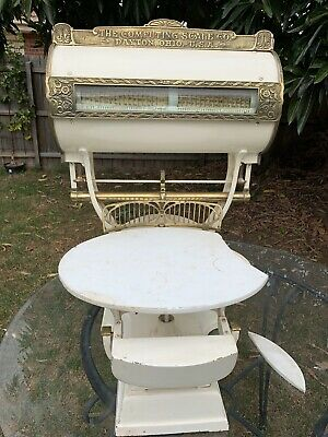 ANTIQUE Kitchen Scales - The Computing Scale Co