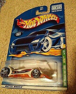 Hot Wheels Treasure Hunt 32 Ford Delivery limited Edition collector 937 9972