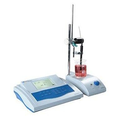 Digital LCD Automatic Potential Titrator pH/Mv Meter Tester ZD-2
