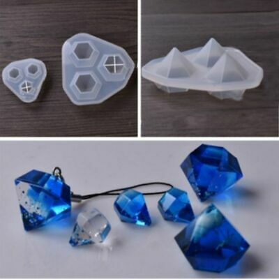1X(Silicone Mould Decorative Craft DIY Mold cutting shape Type molds for je B9V6