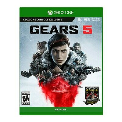 Gears Of War 5 Ultimate Edition for Xbox One / Windows 10 PC Digital + More