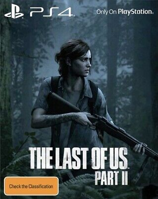 The Last Of Us Part 2 PS4 Preorder New Confirmed Sent On Release 29/05/20 BONUS