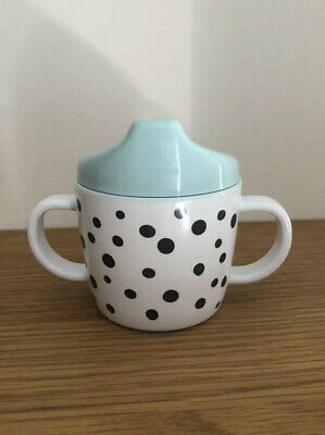 Brand New Done By Deer Happy Dots Sippy Cup