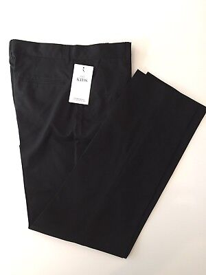 BNWT, Marks & Spencer, 13-14 years, boys, black trousers, Uniform, smart