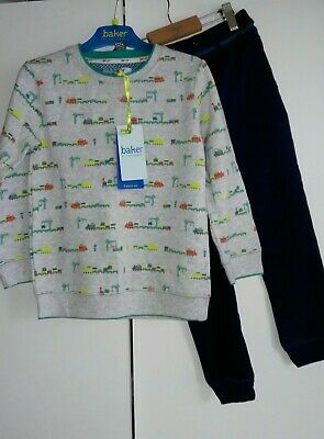 BNWT Baker by Ted Baker Boys Jogger Set Age 5-6 years