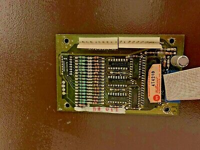 WILLIAMS i/o Defender arcade PCB board