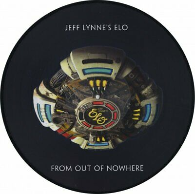 Jeff Lynne's ELO - From Out of Nowhere - Limited Edition Picture Disc Vinyl