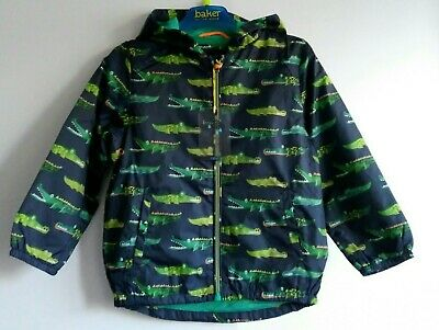 BNWT Next Boys Cagoule/Rain Jacket Age 3-4 years