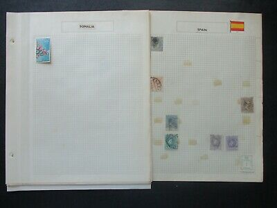 ESTATE: World Collection on Pages, Great Item! (p1066)