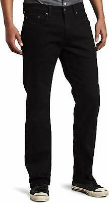 Men's Levi's 559 Relaxed Fit Straight Leg Stretch Jeans - Black Size 32 x 30 NWT