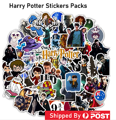 HARRY POTTER STICKER DECAL Pop Culture Laptop Phone Car Book Vinyl