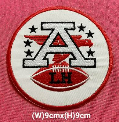 Kansas City Chiefs Lamar Hunt Football NFL Patch for iron and sewing on clothes