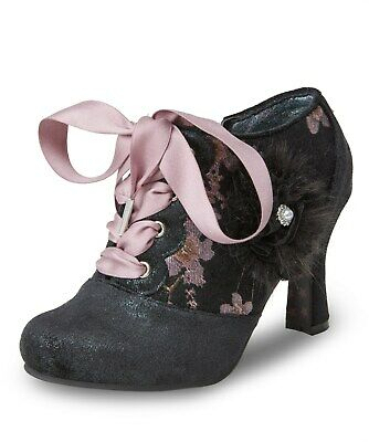 Ladies Joe Browns Couture Ambrose Boot Shoes Vintage Quirky Retro Sizes 4-8
