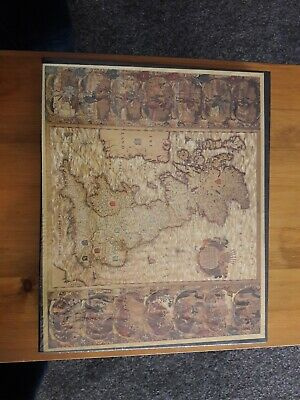 Map of the British Isles 1646 - 700 Piece Jigsaw -  Brand New Sealed -