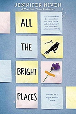 Niven Jennifer-All The Bright Places BOOK NEW
