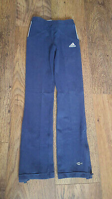 Vintage Girls Adidas Climalite Track Trousers
