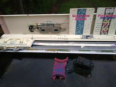 Brother kh270 chunky electronic fully serviced and tested nice machine