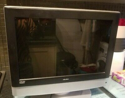 Bush 15 inch HD Ready Digital LCD TV/DVD Combi - LY1511WCW DVD NOT WORKING