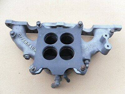 Ford pinto 2.0 SOHC engine very rare Offenhauser intake inlet manifold for Holle