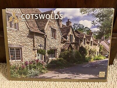 Cotswolds 2020 Calendar by Carousel Calendars. New Sealed With Envelope