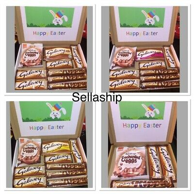 Galaxy Mix Chocolate Sweet Hamper Selection Gift Box Present Easter gift