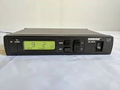 Shure Incorporated ULXS4 Receiver  J1 554-590