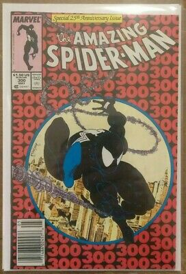 5 book GRAB BAG/CHASE Amazing Spider-Man 300 361, Secret Wars 8  READ FIRST Lot