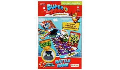 SuperZings Board Game Encourages You To Battle And Overcome The Mysterious _UK