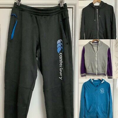 Boys Outdoor Bundle Age 12-13 Yrs -1 X Jogging Bottoms, 3 X Jumpers/Residentials