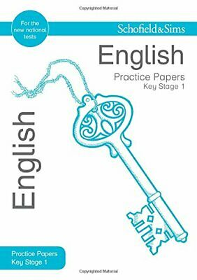 Key Stage 1 English Practice Papers (Schofield & Sims Practice Papers), Carol Ma
