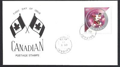 Canada     # 2017cc      SPECIAL  NHL ALL-STARS -5  CACHET   New 2004 Issue