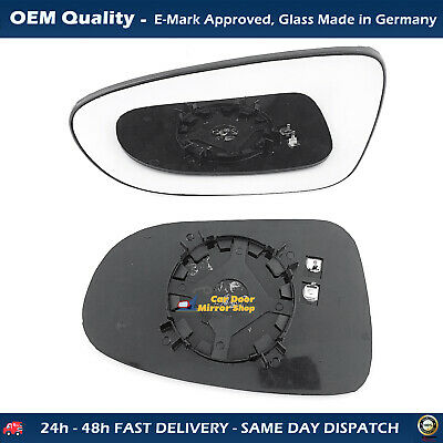 Taxi TX2 2002-2006 Wing Mirror Glass O//S Drivers Side Right